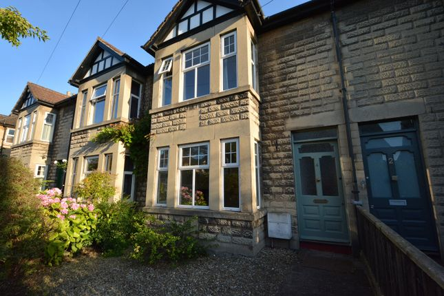 Thumbnail Terraced house to rent in Rockliffe Avenue, Bath