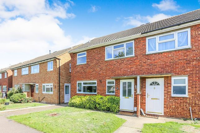 Thumbnail Semi-detached house for sale in Kings Hedges, Hitchin, Hertfordshire
