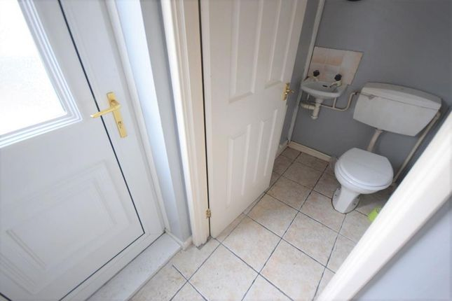 Rear Hall / Wc of Milton Grove, Shotton Colliery, County Durham DH6