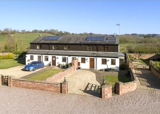 Thumbnail Semi-detached house for sale in Lea End Lane, Alvechurch, Worcestershire