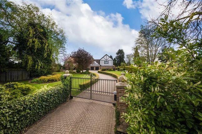 Thumbnail Detached house for sale in Park Road, Plumtree Park, Nottingham
