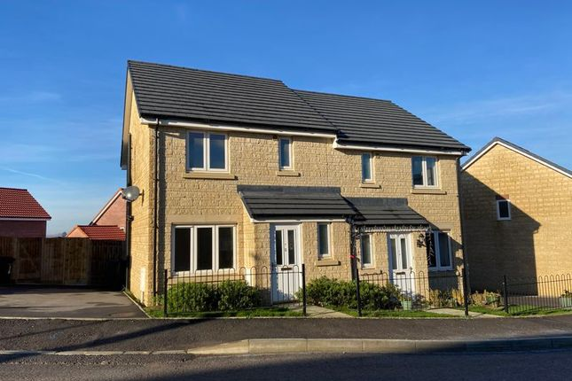 Thumbnail Semi-detached house to rent in Ramsay Road, Calne