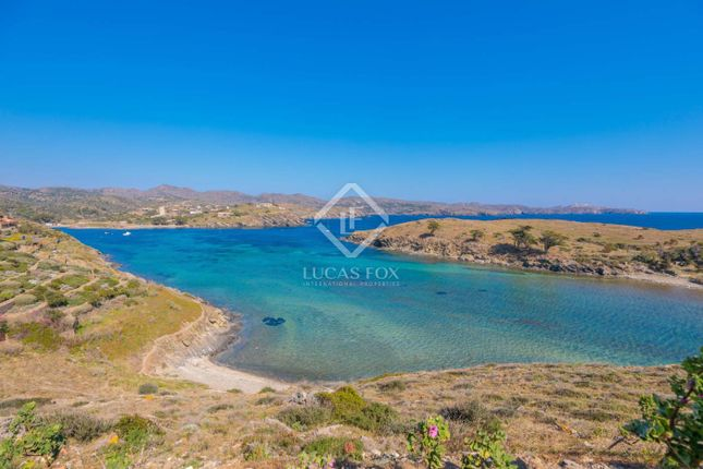 Thumbnail Land for sale in Spain, Costa Brava, Cadaqués, Cbr17422