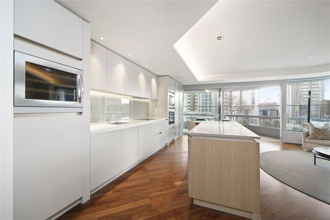 Thumbnail Flat for sale in Canaletto, 257 City Road, London