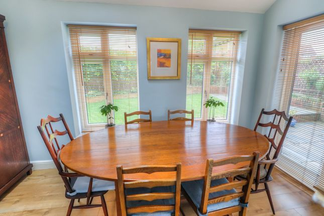 Dining Room of Drummond Way, Macclesfield SK10