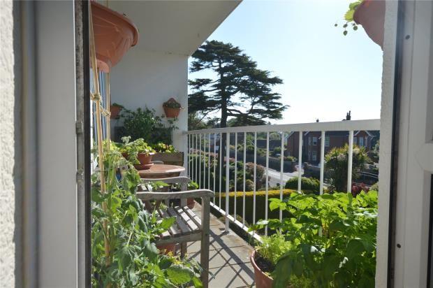 Balcony of Woodbury Court, Cranford Avenue, Exmouth, Devon EX8