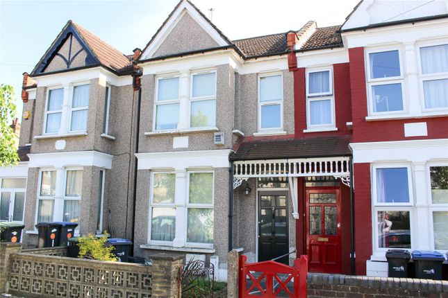 Thumbnail Terraced house to rent in Lancaster Road, Bounds Green, London