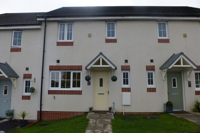 Thumbnail Terraced house for sale in Heol Y Gigfran, Cefneithin, Llanelli, Carmarthenshire.