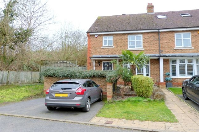 Semi-detached house for sale in Summerhouse Lane, Harefield, Middlesex
