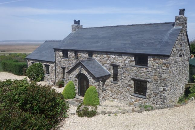 Thumbnail Detached house for sale in Cerrig Glan, Llanrhidian, Gower