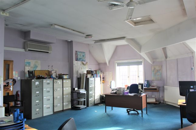 Second Floor Office