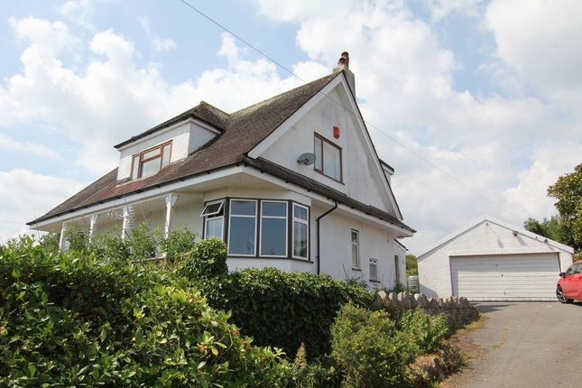 Thumbnail Detached house for sale in Coombeshead Road, Newton Abbot