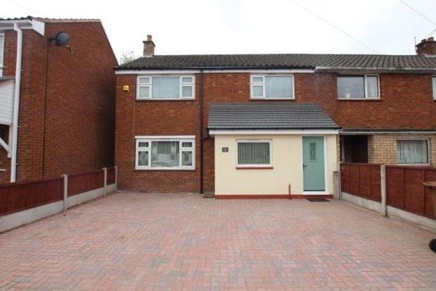 Thumbnail End terrace house to rent in Lower Sandford Street, Lichfield