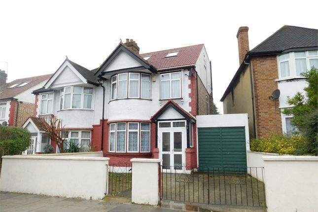 4 bed semi-detached house for sale in Greenford Avenue, Hanwell, London