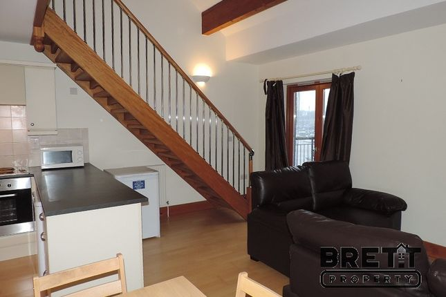 Thumbnail Flat to rent in 17 Temeraire House, Nelson Quay, Milford Haven