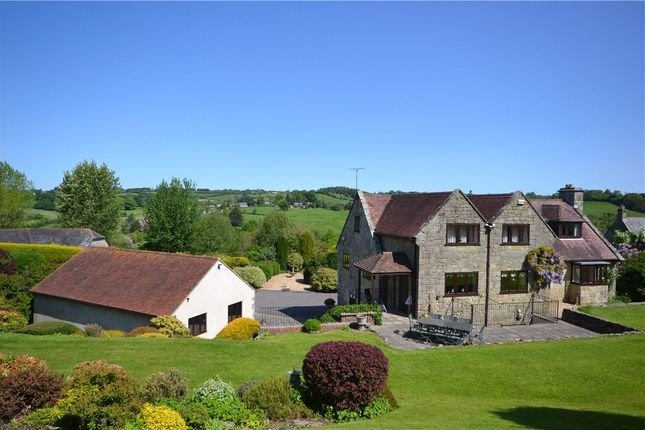 Thumbnail Detached house for sale in Cann Hill, Melbury Abbas, Shaftesbury