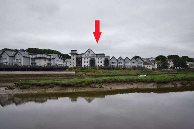 Thumbnail Flat to rent in Bradfords Quay, Wadebridge
