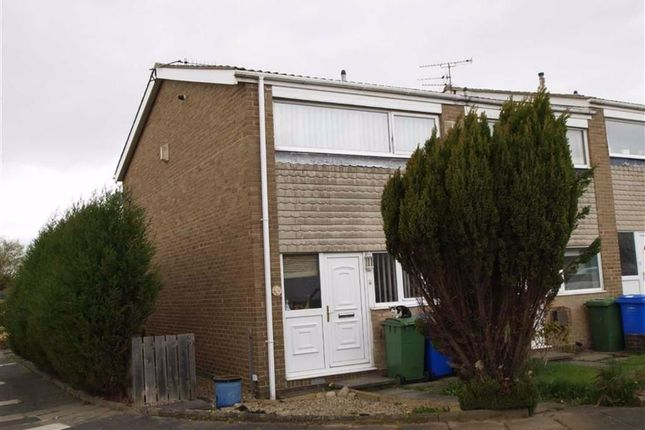 Thumbnail Terraced house to rent in Whitelaw Place, Cramlington