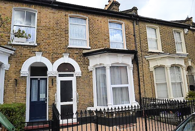 Thumbnail Terraced house to rent in Hunsdon Road, London, New Cross