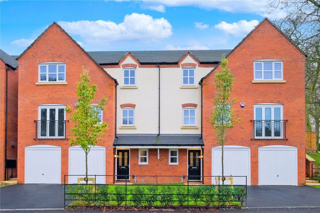 Thumbnail Semi-detached house for sale in The Malhamdale, Cromwell Rd, Ribbleton, Preston