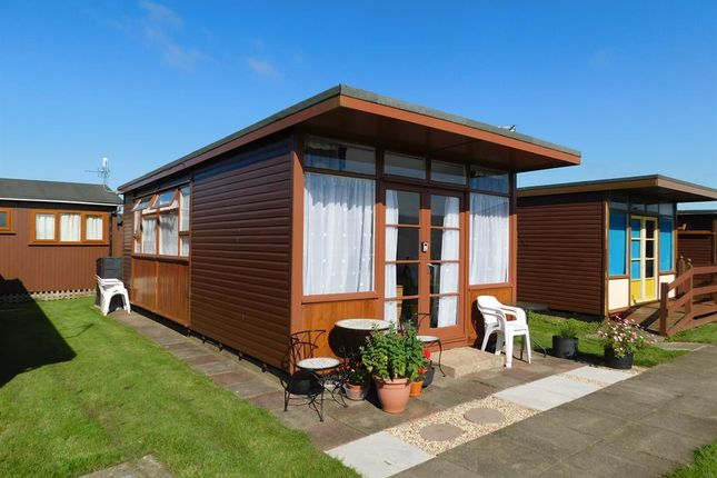Outside of Mablethorpe Chalet Park, Links Avenue, Mablethorpe LN12