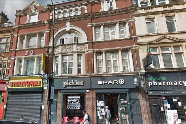 Thumbnail Flat to rent in Kingsland High Street, London