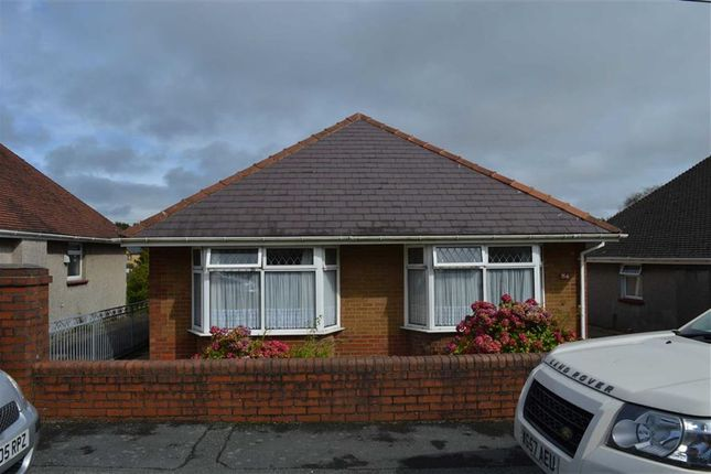 Thumbnail Detached bungalow for sale in Roger Street, Swansea
