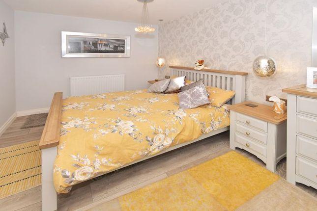 Bedroom of Derwent Crescent, Kidsgrove, Stoke-On-Trent ST7