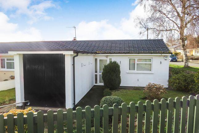 Thumbnail Terraced bungalow for sale in Tarrs Avenue, Kingsteignton, Newton Abbot