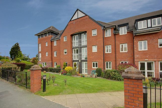 Thumbnail Flat for sale in Arkle Court, The Holkham, Chester, Cheshire