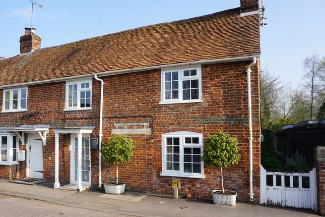 Thumbnail Cottage for sale in High Street, Stockbridge, Hampshire