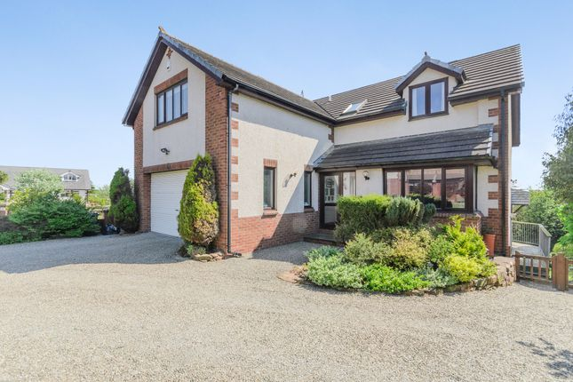 Thumbnail Detached house for sale in The Gardens, Barrow-In-Furness, Cumbria