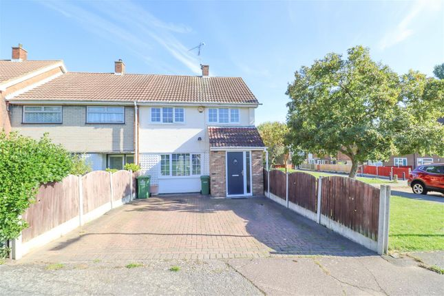 3 bed end terrace house for sale in Clickett End, Basildon SS14