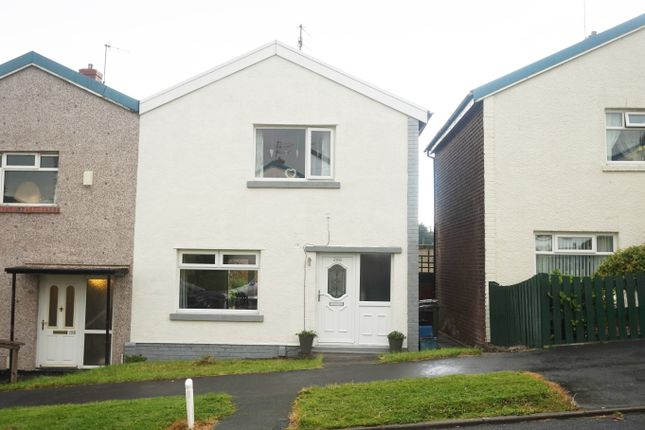 Thumbnail Terraced house for sale in Brunshaw Avenue, Burnley