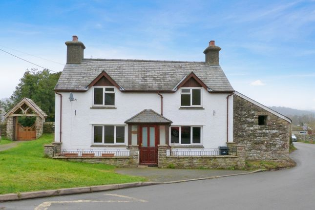 Thumbnail Cottage for sale in Llangynidr, Crickhowell