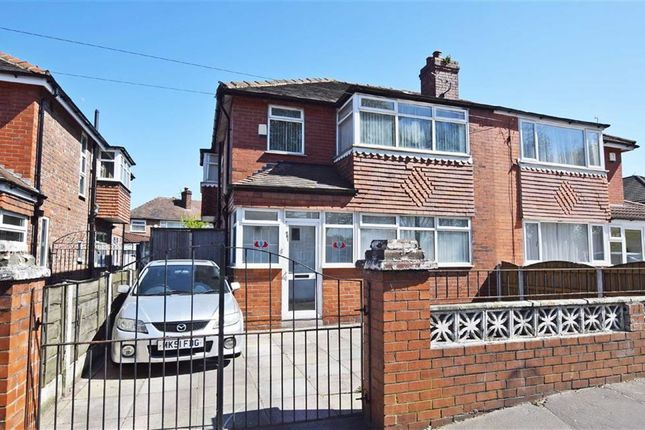 4 bed semi-detached house for sale in Kingsway, East Didsbury, Manchester