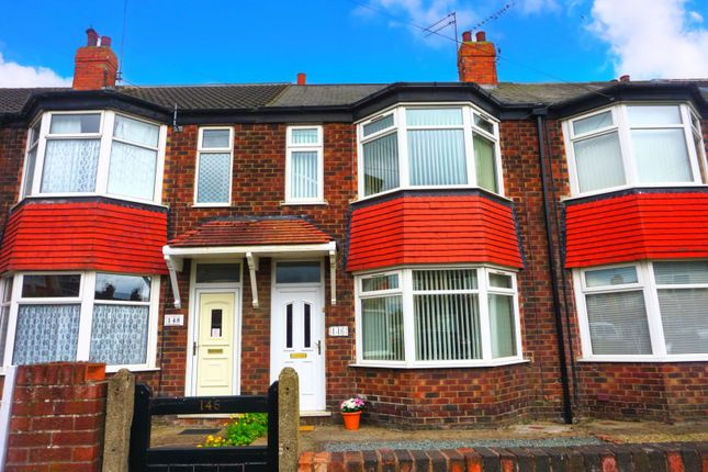 Front View of Brooklands Road, Hull HU5