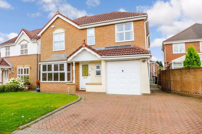 Thumbnail Detached house to rent in Ellerbeck Crescent, Worsley, Manchester