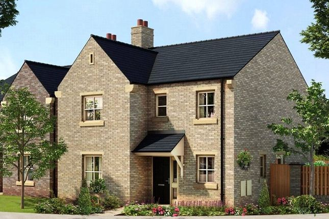 Thumbnail Detached house for sale in Brigham Plot 83 Phase 3, Weavers Beck, Green Lane, Yeadon