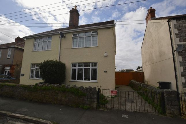 Thumbnail Semi-detached house for sale in Greenwood Road, Worle, Weston-Super-Mare
