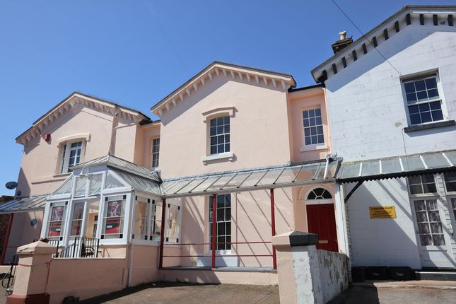 Thumbnail Terraced house to rent in Bishops Place, Paignton