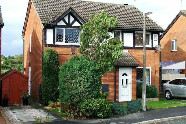 Thumbnail Semi-detached house to rent in Parkside, Lea, Preston