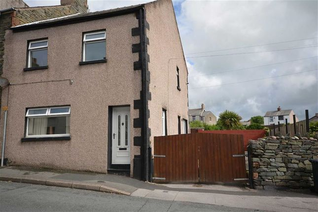 Thumbnail Terraced house for sale in Holborn Hill, Millom, Cumbria