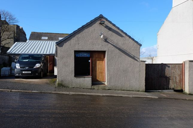 Thumbnail Retail premises for sale in Lower Dunbar Street, Wick