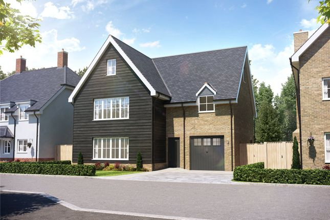 Thumbnail Detached house for sale in The Bridles At The Ridings, Aldenham, Watford, Hertfordshire