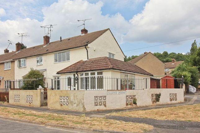 Thumbnail Terraced house for sale in Clayton Road, Farnborough