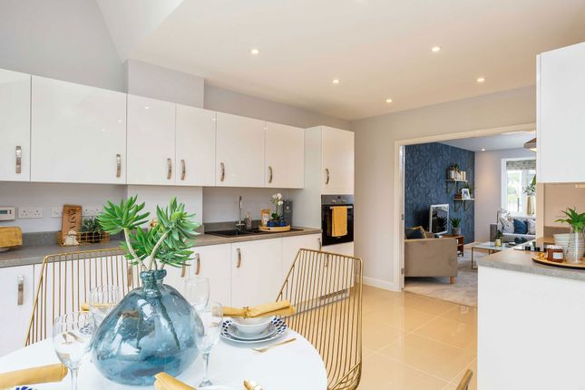 Thumbnail Semi-detached house for sale in Deardon Way, Shinfield Meadows, Shinfield