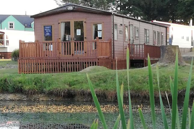 Thumbnail Lodge for sale in Rosebush Holiday Park, Rosebush, Clynderwen