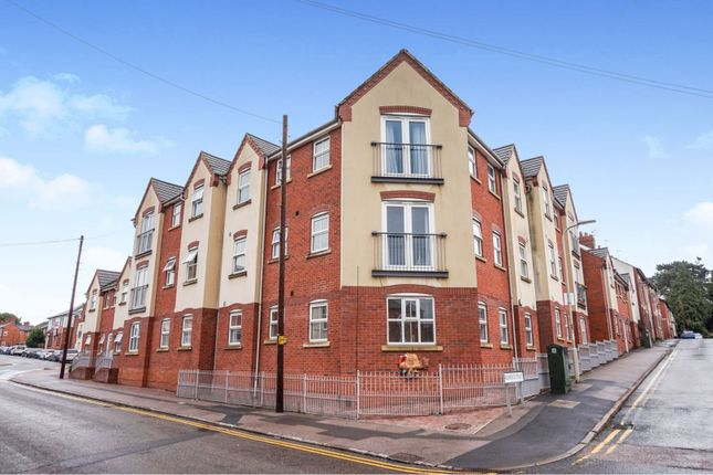 Thumbnail Flat for sale in 4 Hooks Close, Anstey