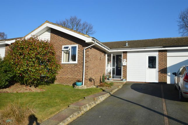 Thumbnail Detached bungalow for sale in The Ridings, Bexhill-On-Sea
